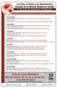 SEMINARIO MOVIMIENTOS SOCIALES 2014