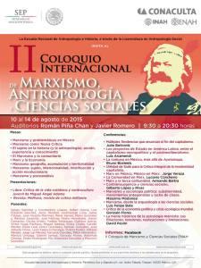 II Coloquio Internacional Marxismo
