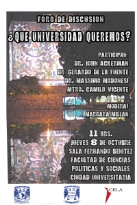 cartel foro universidad FInal