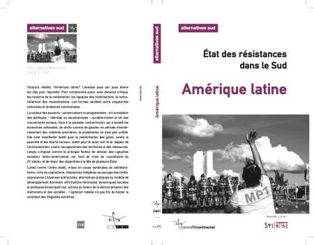 Couv EDR Amérique latine 2017