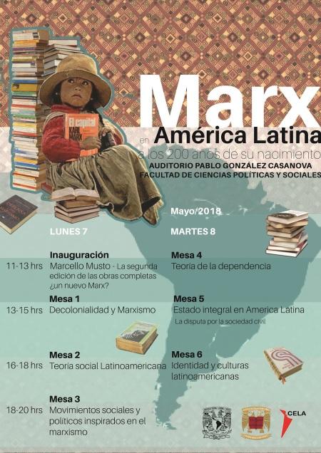 Marx en América Latina a los 200 años de su nacimiento Final copia