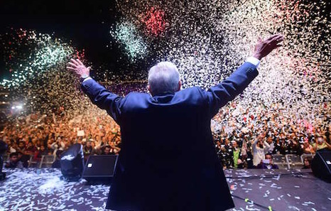TOPSHOT-MEXICO-ELECTION-RESULTS-LOPEZ OBRADOR